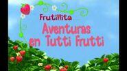 FRUTILLITA AVENTURAS EN TUTTI FRUTTI - CAPITULO - VACACIONES IMAGINARIAS
