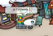 Pierrot provoque goldenlib en duel