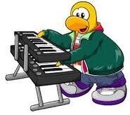 Franky piano