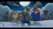 Aventure Pingouin Fête d'Halloween !