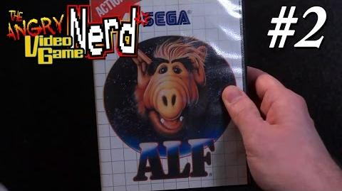 ALF - Angry Video Game Nerd - Episode 123