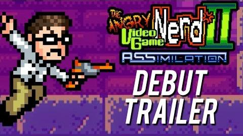 The Angry Video Game Nerd Adventures 2: ASSimilation
