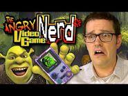 Shrek- Fairy Tale Freakdown (GBC) - Angry Video Game Nerd (AVGN)