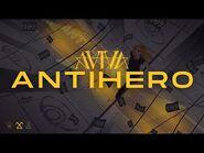 AViVA - ANTIHERO (OFFICIAL)
