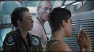 Ferro looking at Ripley