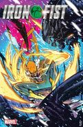 Iron Fist Heart of the Dragon issue 1