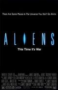 Aliens alternate poster 1