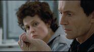 Ripley sees Bishop's blood