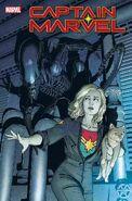 Captain Marvel issue 25