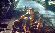 Ellen Ripley lll Dwayne 11 (Aliens)