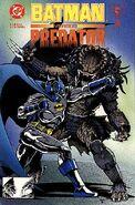 Batman versus Predator Vol 1 3A