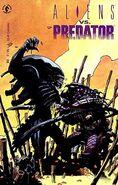 Aliens vs. Predator issue 0