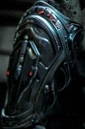 Fugitive's Right Wrist Gauntlet