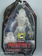 NECA Predators Predator 2 SDCC Exclusive Cloaked City Hunter Invisible Action Figure One Per Case 2012 (1)