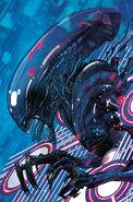 Alien 3 2018 Ward Variant