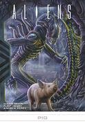 Aliens Oink Oink digital