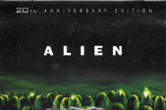 Alien Legacy booklet cover