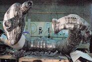 Alien derelict ship (source Gigers Alien p26)