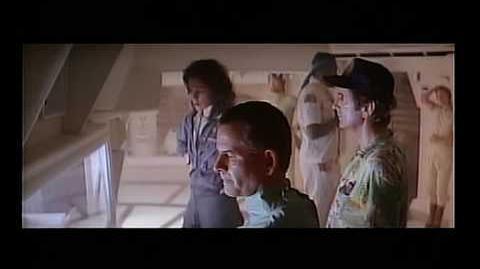 Alien deleted scene Kane's Condition - good quality