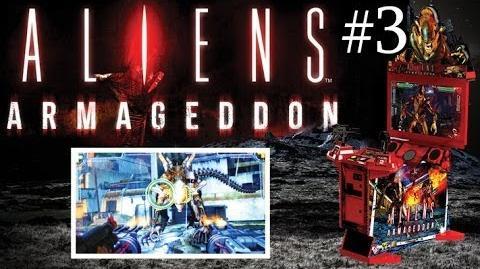 Aliens Armageddon - Chapter Three - Real Arcade