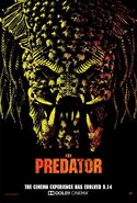 The Predator poster 7