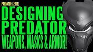 PREDATOR 2018 Weapons Masks Armor ADI