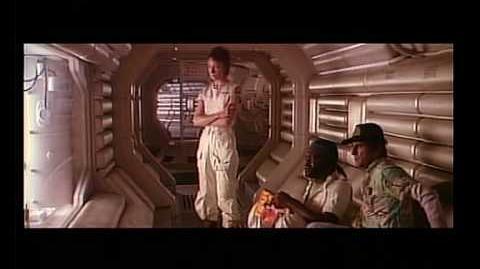 Alien deleted scene Lambert confronts Ripley - good quality