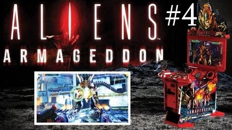 Aliens Armageddon - Chapter Four - Real Arcade