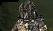 Spartan predator