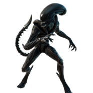 Xenomorph Featured Outfit - Fortnite