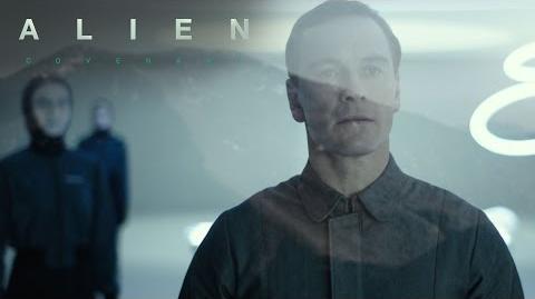 Alien- Covenant - Meet Walter - 20th Century FOX