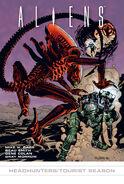 Aliens Headhunters-Tourists digital