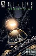 Aliens Resistance -2 Jones