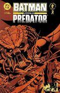 Batman versus Predator Vol 1 2A