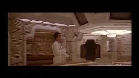 Alien deleted scene Rise and Shine - good quality