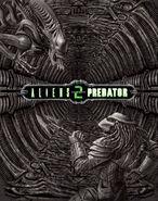 Aliens vs. Predator 2 Box Cover