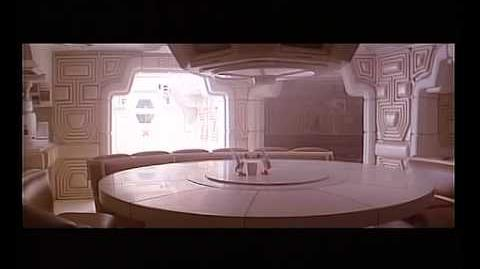 Alien deleted scene Planning The Search - good quality