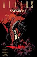 Aliens salvation hardcover