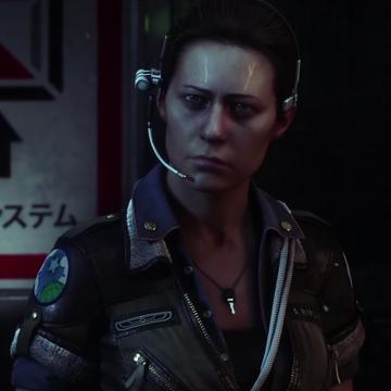 Amanda Ripley-McClaren 25 nhân vật nữ trong game được xem là truyền cảm hứng nhất