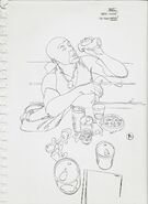 Tanaka Axel sketch