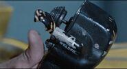 Power Loader welder button