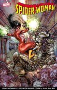 Predator Spider Woman