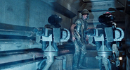A2-Hudson and sentries