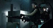 Drake with Smart Gun