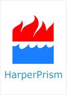 HarperPrism logo