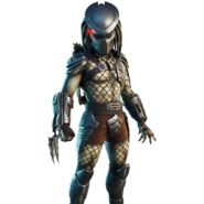 Predator (Featured) - Outfit - Fortnite
