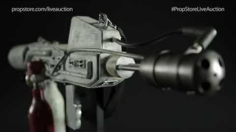Prop Store Live Auction - Ripley's (Sigourney Weaver) Flamethrower - Alien (Lot 3)