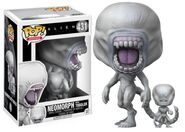 Funko-Pop-Alien-431-Neomorph-with-Toddler