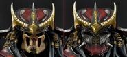 Sengoku Predator Bio-helmet