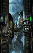 K-alienssteelegg original